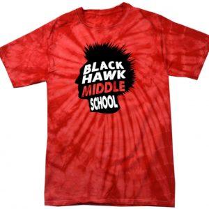 Black Hawk Middle School Spirit Wear